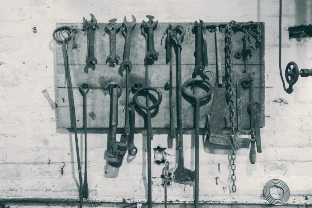 Old Dicks tools