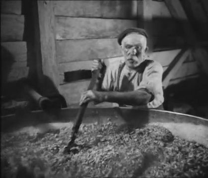 Old Dick stirring hops history