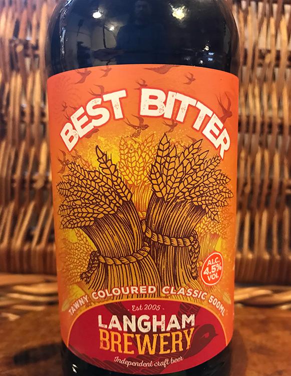 Langham Best Bitter