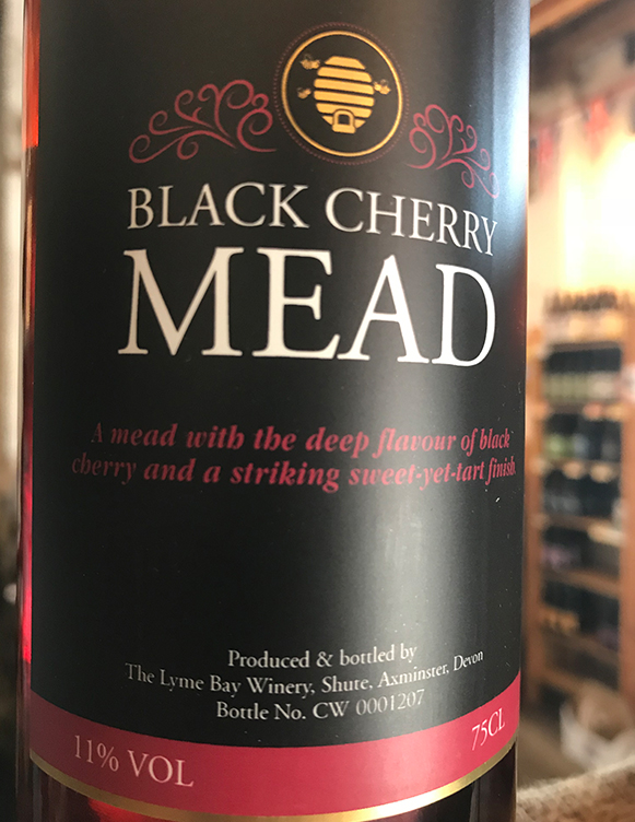Black Cherry Mead