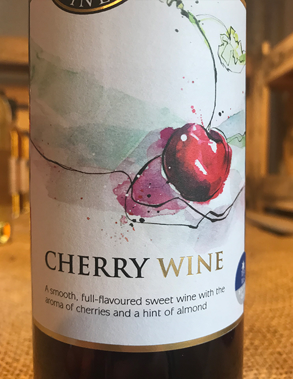 Cherry Wine is a smooth