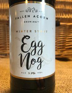 Egg Nog Stout