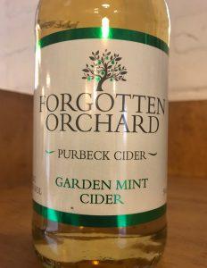 Garden Mint Cider