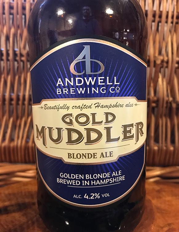 Gold Muddler