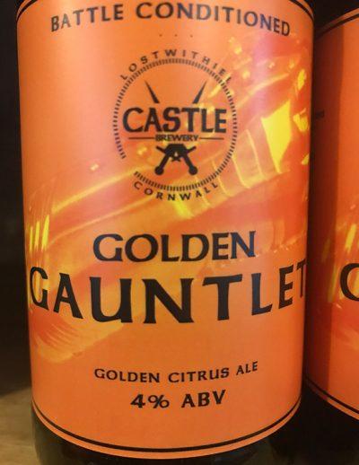 Golden Guantlet