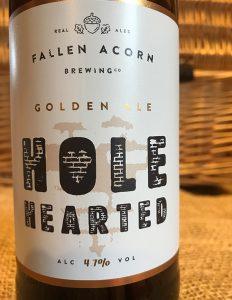 Hole Hearted Fallen Acorn 4.7%