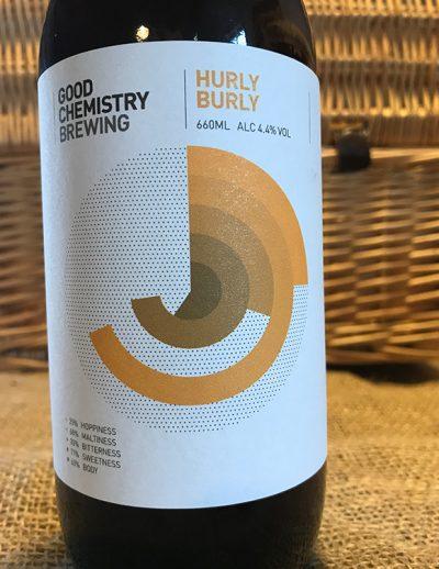 Hurly Burly