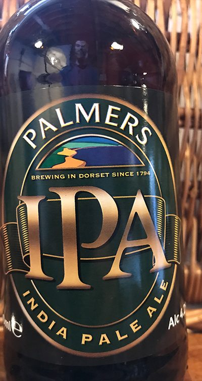 This ale has been the taste of Palmers for generations. A full-drinking