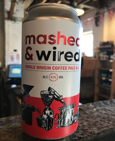 Mashed And Wired
