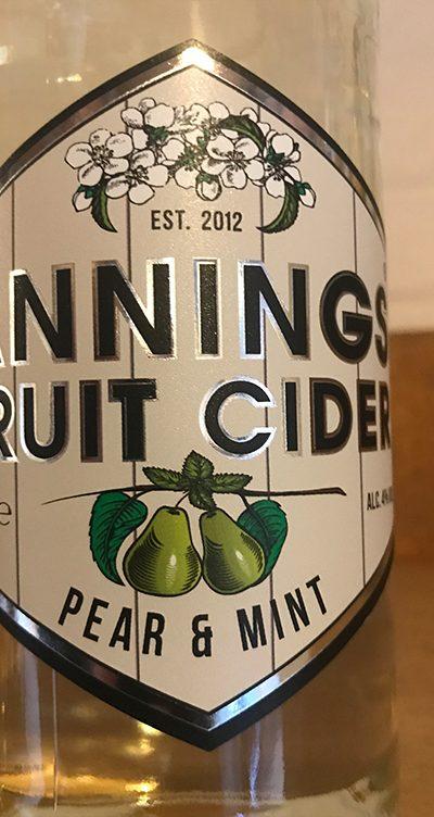 Pear & Mint