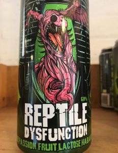 Reptile Dysfunction