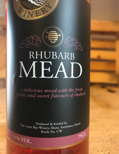Rhubard Mead