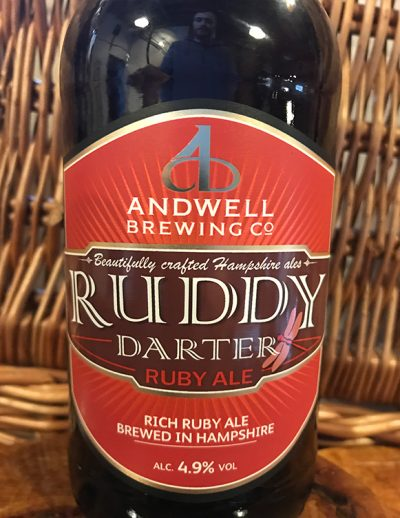 Ruddy Darter
