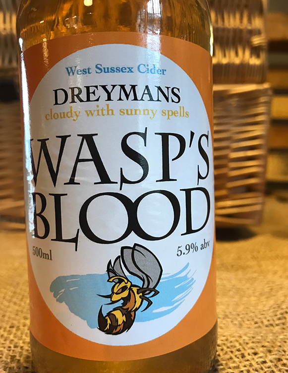 Wasps Blood