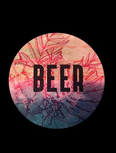Beer Coaster 2