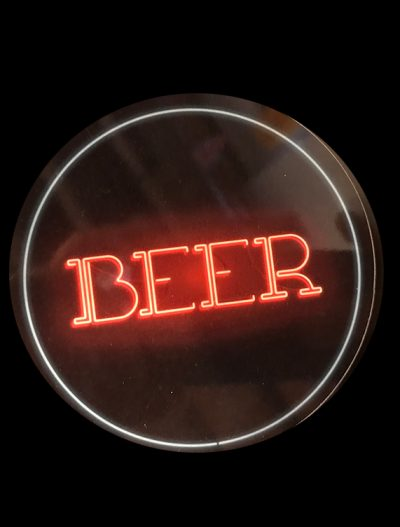 Beer Coaster 5-a-day|Beer Coaster|Beer Coaster hops|Beer Coaster neon