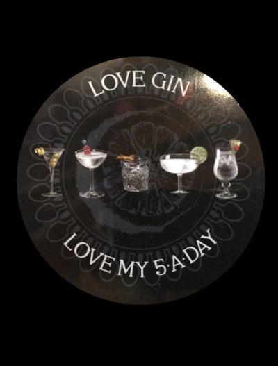 Gin 5-a-day