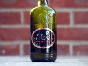 St Peter's Whisky Beer