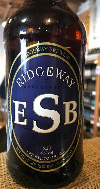 Dry Hopped ESB 5.2%