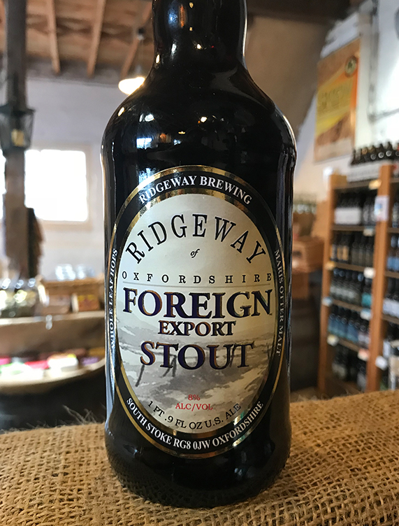 Foreign Export Stout 8%
