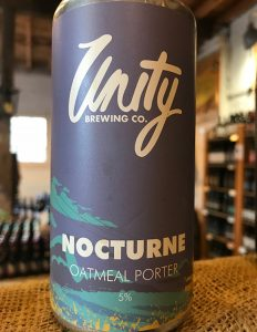 A modern take on the classic porter. Dark
