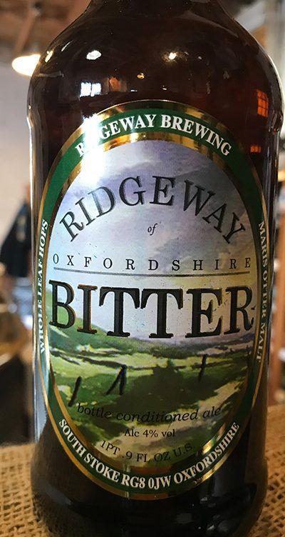 Ridgeway Bitter 4% GF