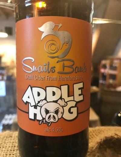 Apple Hog Cider