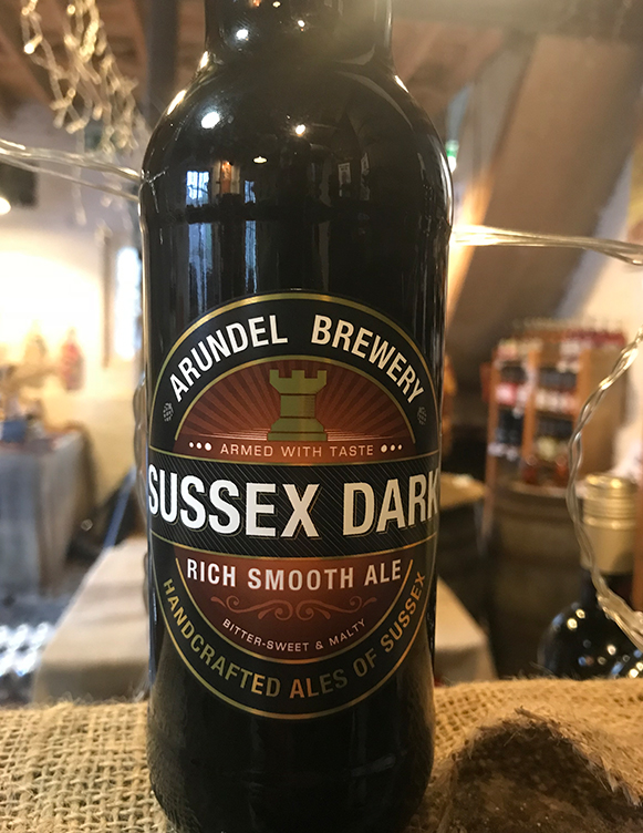 Rich smooth ale with a deep malty taste