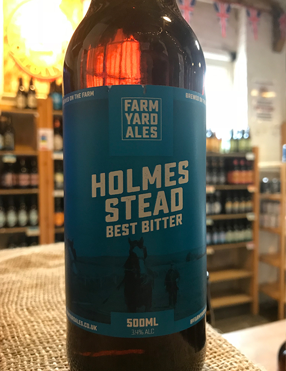This Best Bitter is a homage to a classic beer style from our Great British brewing past.