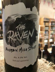 The Raven Bourbon Milk Stout