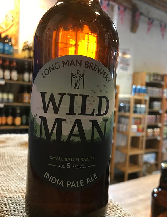 Wild Man IPA