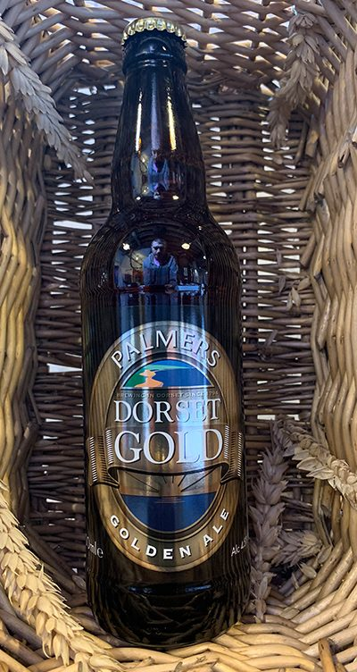 A refreshing and thirst-quenching golden premium ale (4.5% ABV)