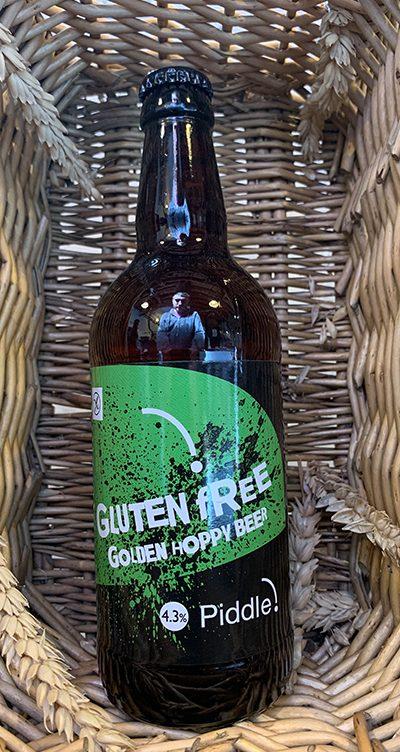 Gluten Free Cocky Hop