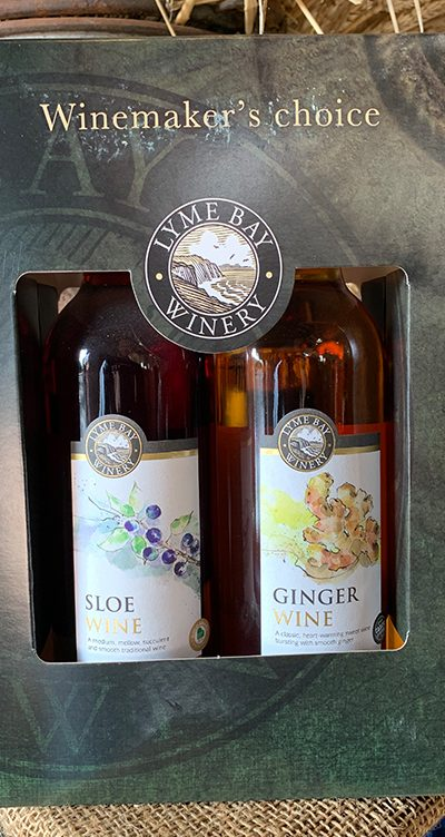 375ml Wines Ginger & Sloe