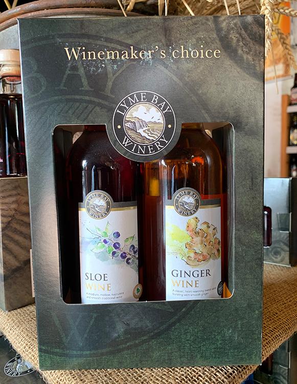 375ml Wines Ginger & Sloe