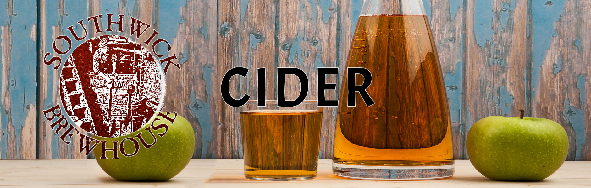 cider banner