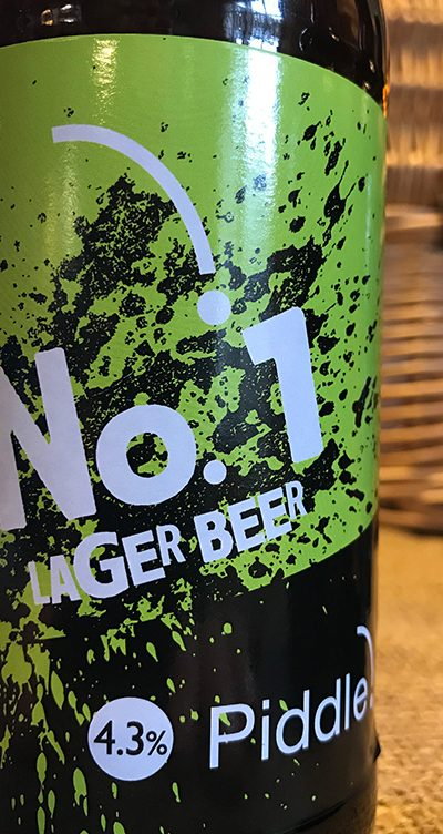 Original English Bohemian beer brewed with Bavarian hops and Pi;sner malt. Cool lager without the aggro.