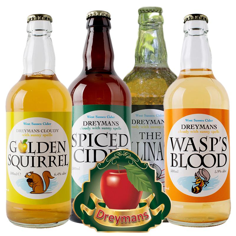 Dreymens Cider Case