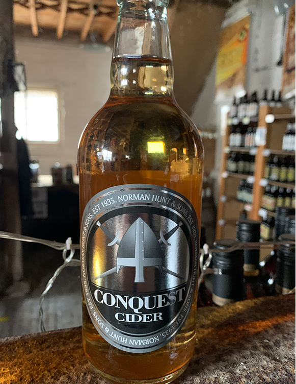 Conquest Cider