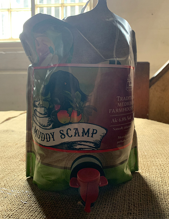 Muddy Scamp 3ltr